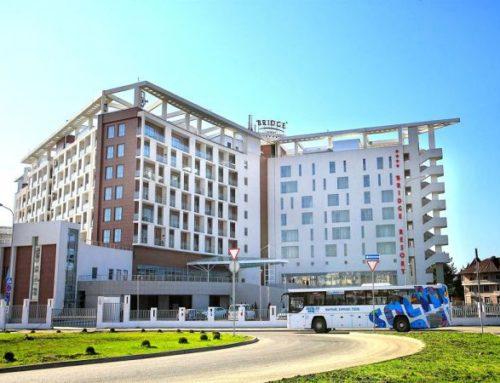 Отель «BRIDGE RESORT» 4* Олимпийский парк Сочи