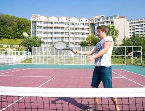 Школьные каникулы в санаторно-курортный комплекс «АкваЛоо» в г.Сочи  и 8 корпус ДОЦ «ИЛОНА центр».