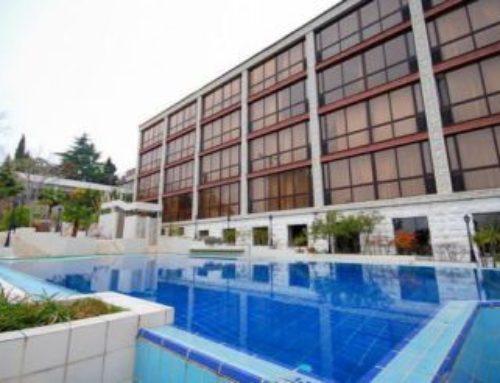 Отель «Сочи-Бриз СПА отель» центр Сочи
