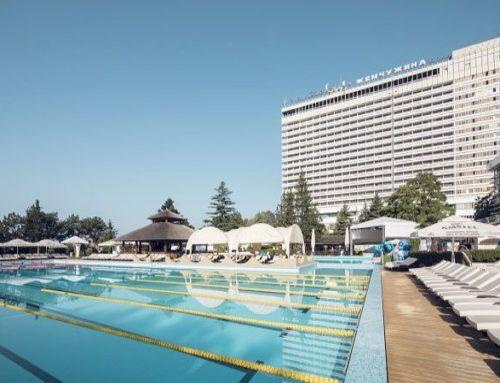 Гранд-Отель «Жемчужина»  центр Сочи