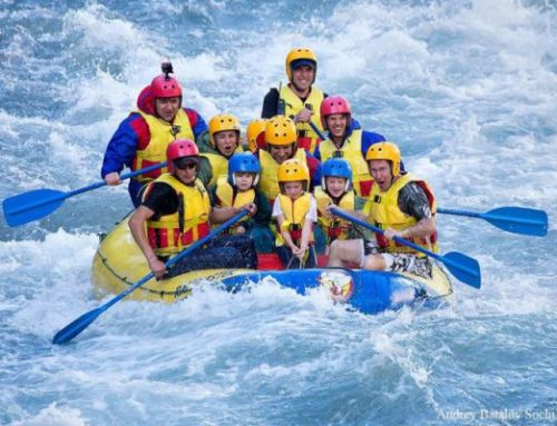 Рафтинг по реке Мзымта 2020 (Сочи)